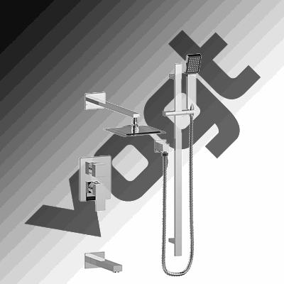 Kapfenberg 3 Way Pressure Balanced Image