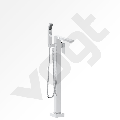 Kapfenberg Free Standing Tub Filler Image