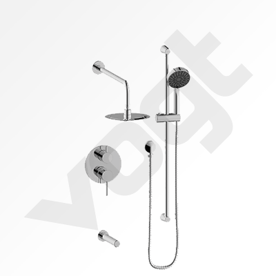 Wörgl 3 Way Pressure Balanced Image