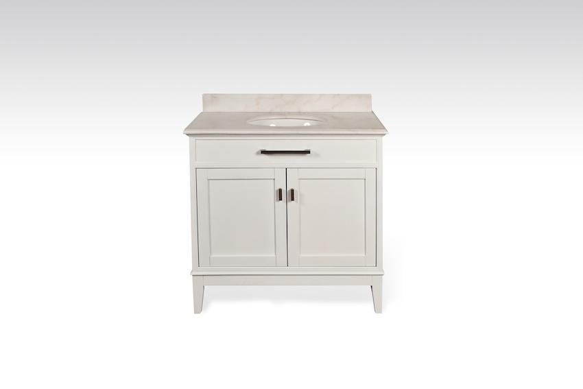 6027 VS36J WTwhite marble Image
