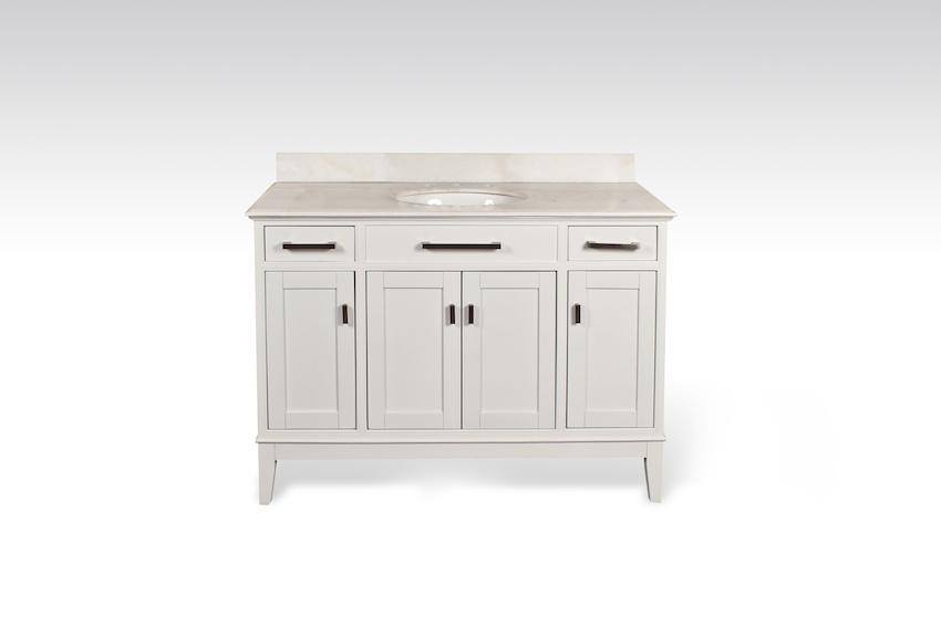 6027 VS48J WTwhite marble Image