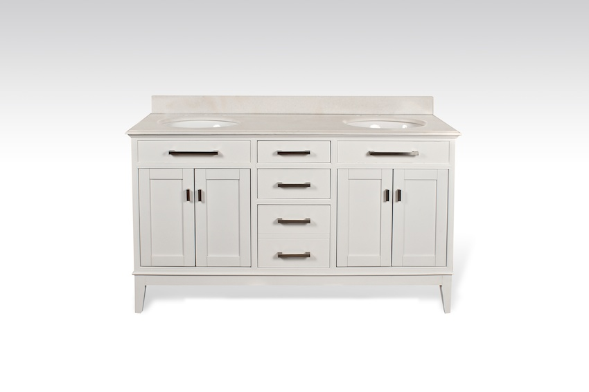 6027 VS60D WTwhite marble Image