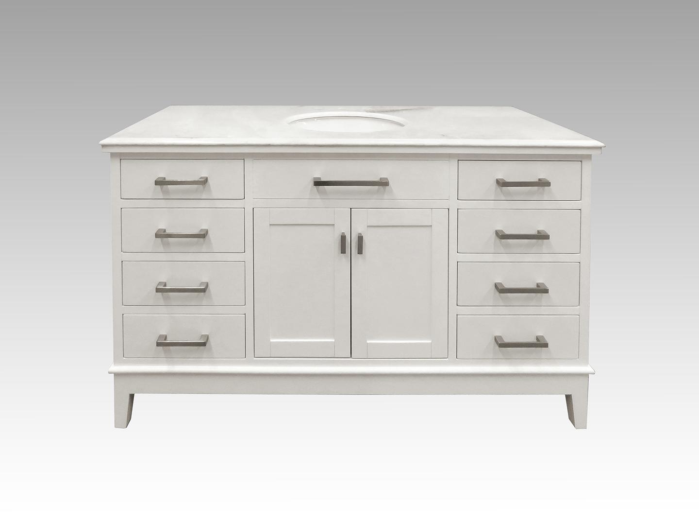 6027 VS60S WT white marble Image