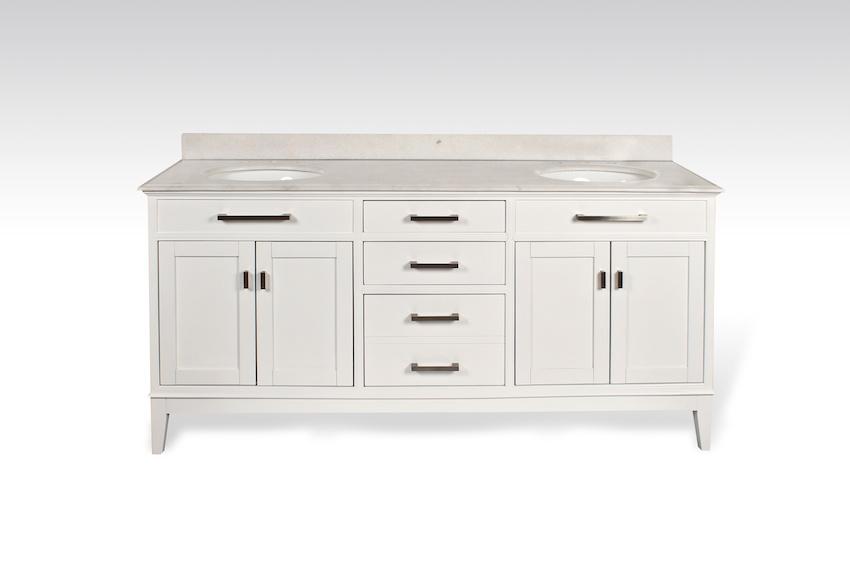 6027 VS72J WTwhite marble Image