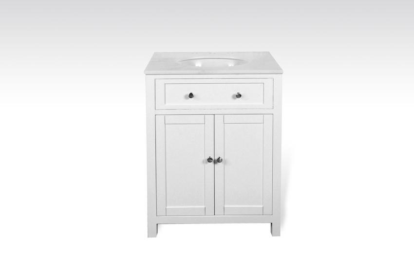 DD7527 white white marble Image