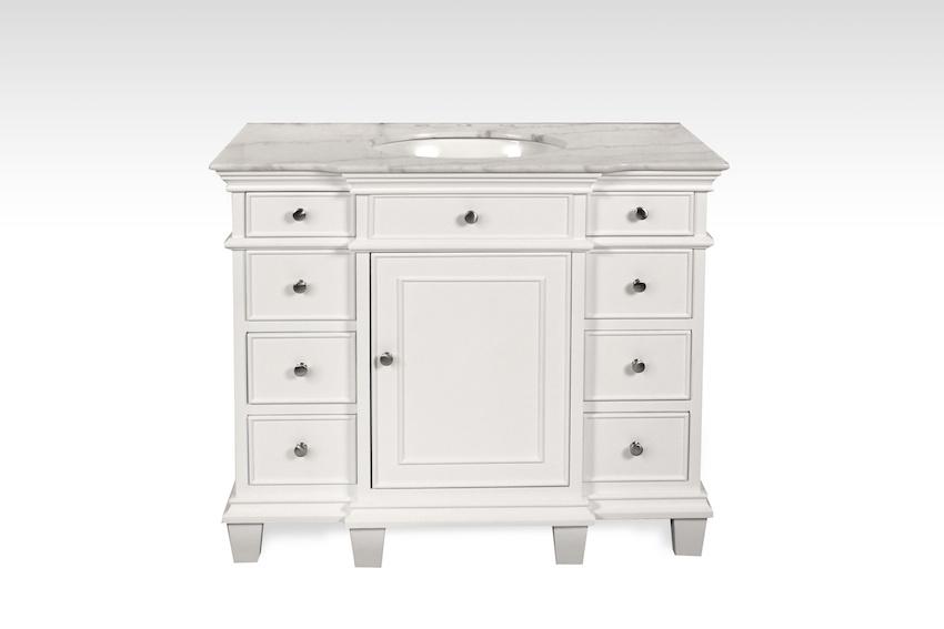 DD4342 white white marble Image