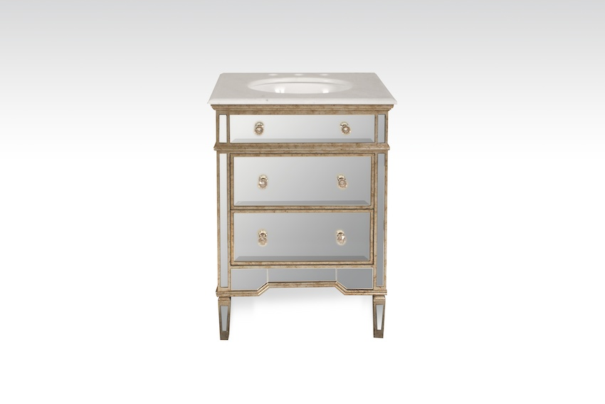 DD4524 champagne white marble Image