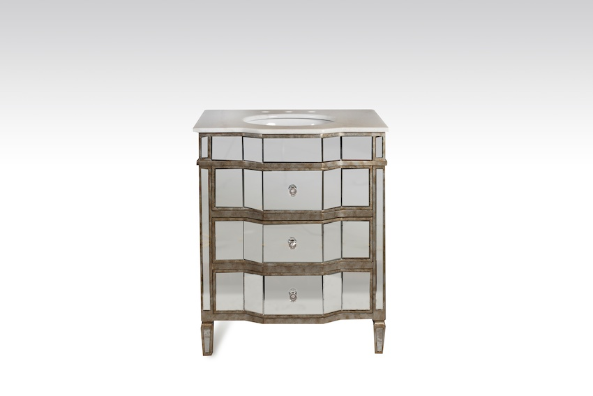 DD4525 champagne white marble Image
